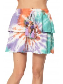 MINI FALDA TIE DYE BECONFORT