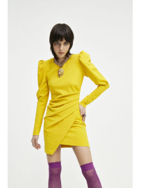 SIRENA DRESS GOLD